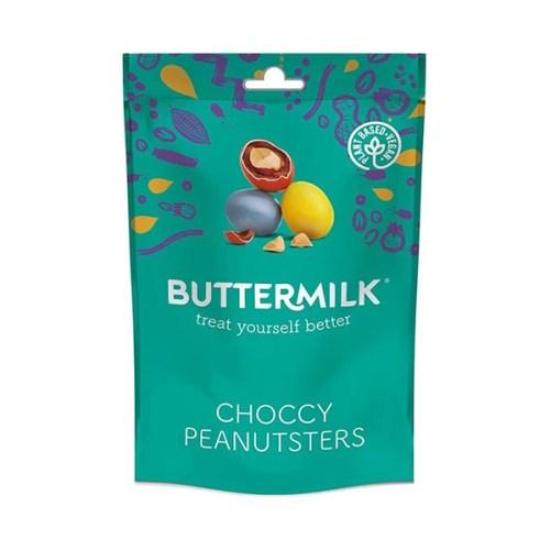 buttermilk choccy peanutsters vegan m&m's