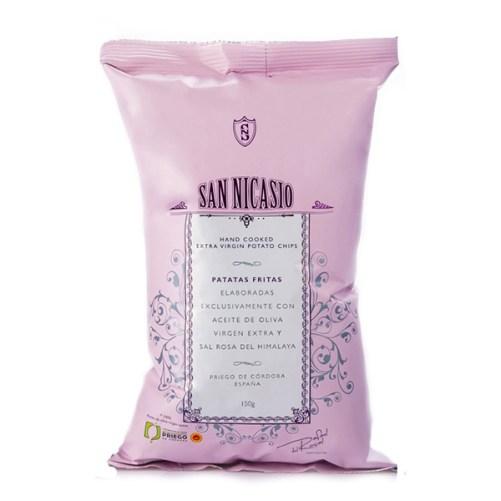 san nicasio patatas fritas vegan zoute chips 150gr