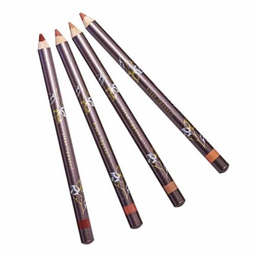 klean lip pencil set van 4 kleuren