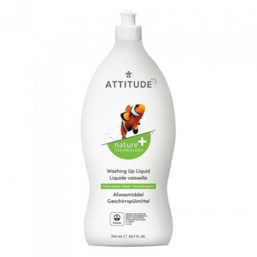 attitude washing up liquid ecologisch afwasmiddel 700ml
