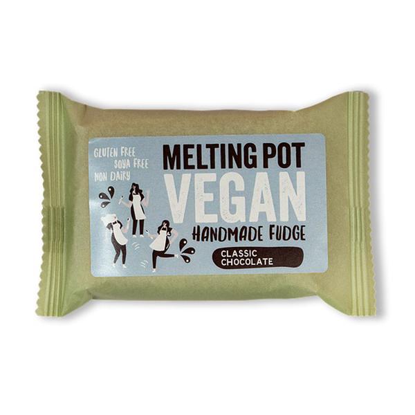 Melting Pot Fudge Chocolate vegan glutenvrij
