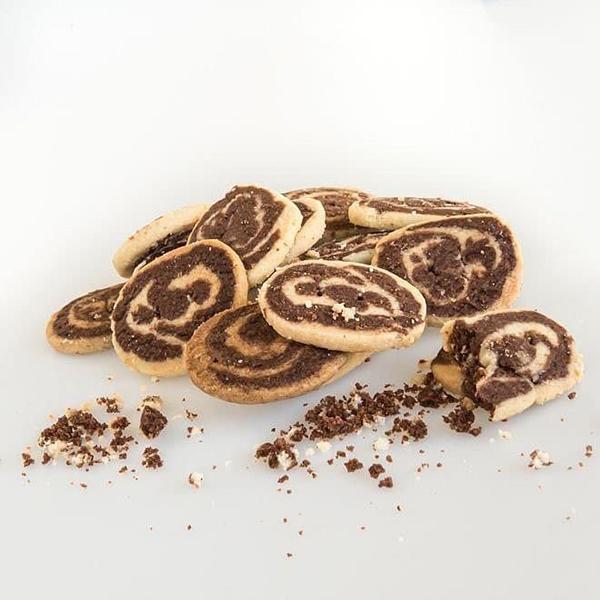 naduag zandkoekjes met chocotwist vegan koekjes lactosevrij
