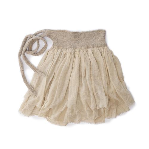 ギャザースカート
