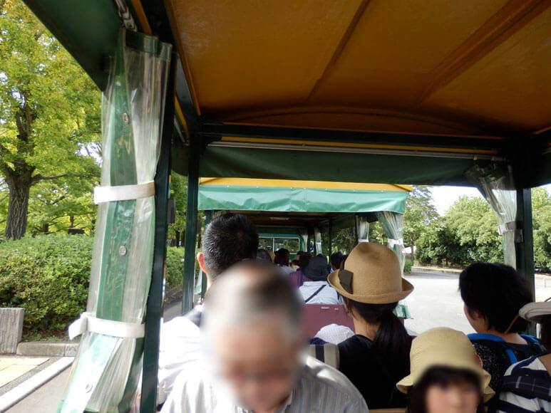 国営昭和記念公園パークトレイン