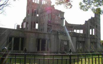 広島旅行観光原爆ドーム