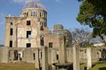 広島旅行原爆ドーム