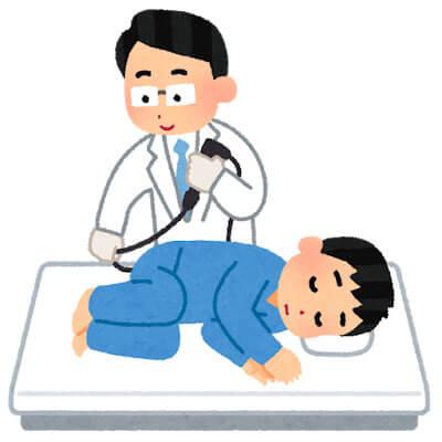 内視鏡の検査(大腸)