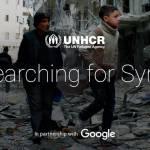 """Googleが制作した """"シリアを探して"""""""