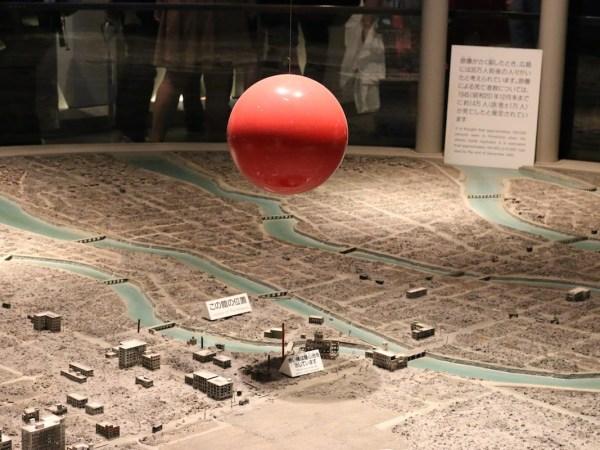 70年目に訪れた広島。