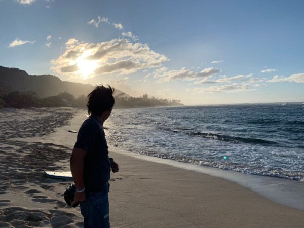 HAWAII Summary 55mphの先に。