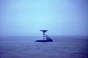 The North Sea, 1988