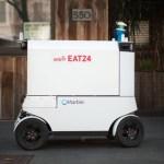 【記事】Yelpがサンフランシスコでロボットによるフードデリバリーを開始