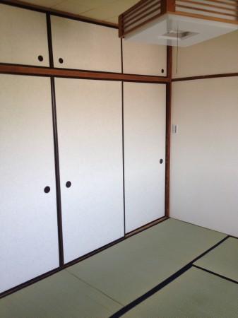 マンション和室改修
