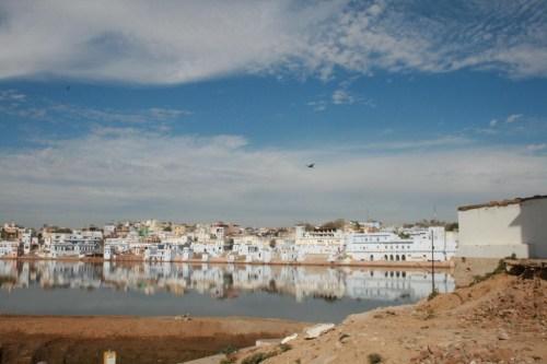 Holy city of Pushkar