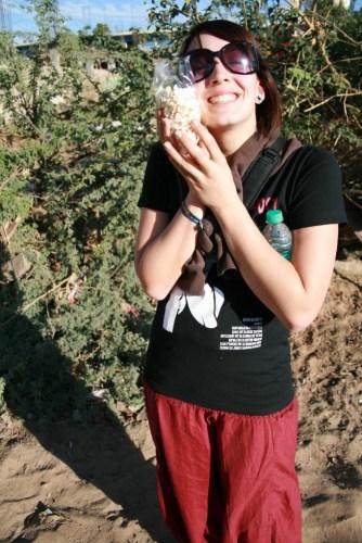 First pop corn (Nathalia's dream)