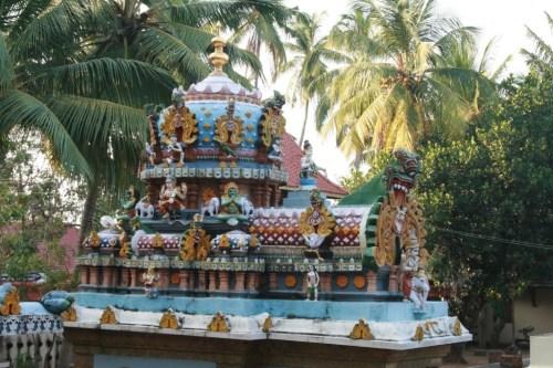 Verkala temple