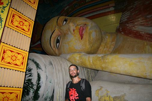 Second biggest buddha in the world !