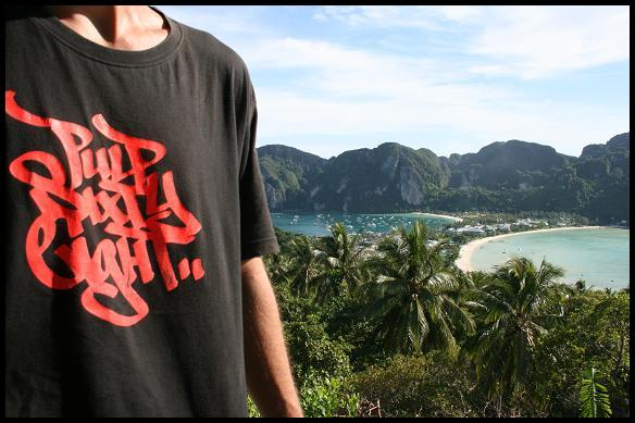 Pulp 68 @ Koh Phi Phi view point