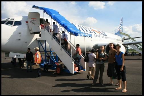 Let's go to Sulawesi island