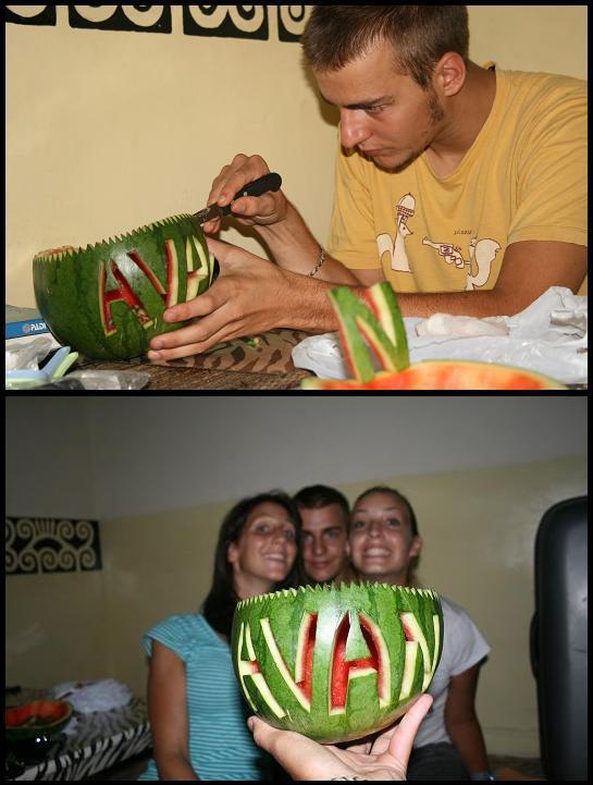 AVAN watermelon