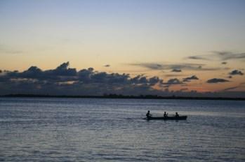 27 Boat sunset