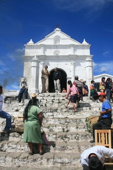 Chichicastenango church