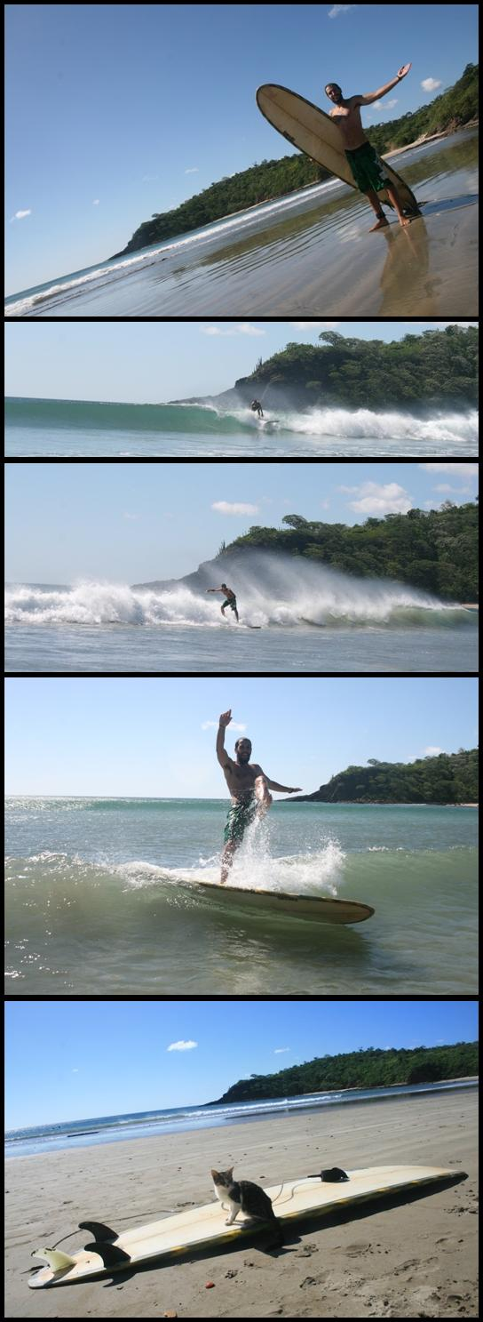 Surf in Remanso Beach