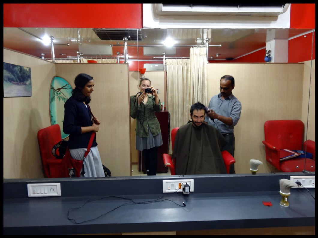 beauty parlor india