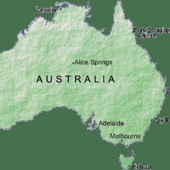 australie sydney brisbane