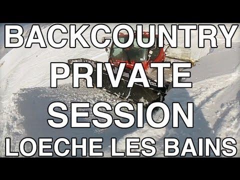 Loèche les bains / Leukerbad 2012 (Suisse) [Private Session]