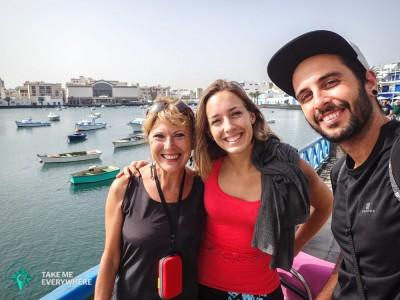 Michèle, Natha & Vins
