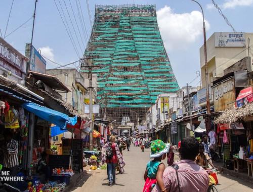 Ranganathaswamy ville et temple