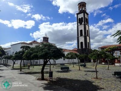 Vielle ville de Santa Cruz de Tenerife