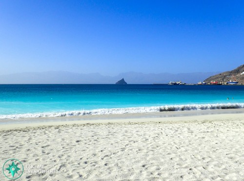 Praia de Laginha
