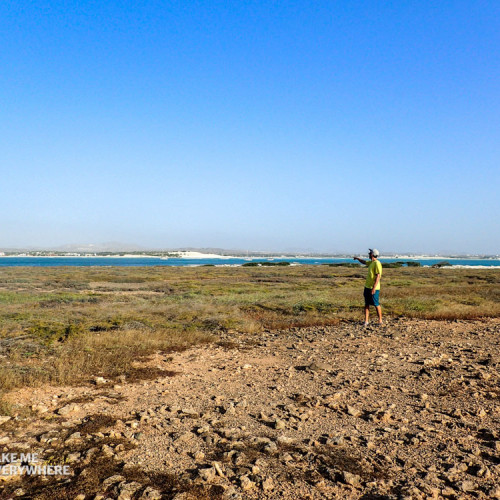 Desertic Isla de Sal Rei