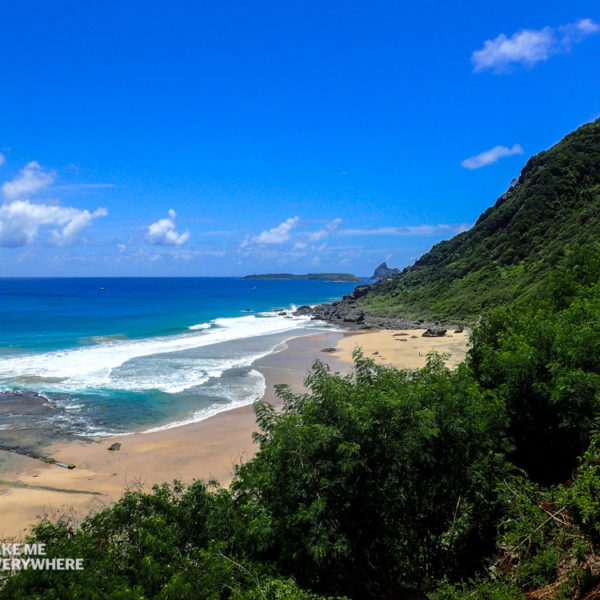 Viewpoint de Boldro beach