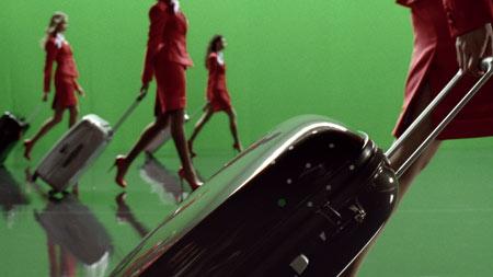 Take 4D Virgin Atlantic Case