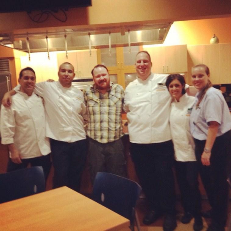Top Chef Fan Favorite Kevin Gillespie at Publix Aprons