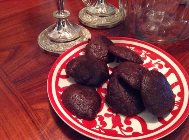 Vegan Chocolate Coconut Cookies for #FBCookieSwap