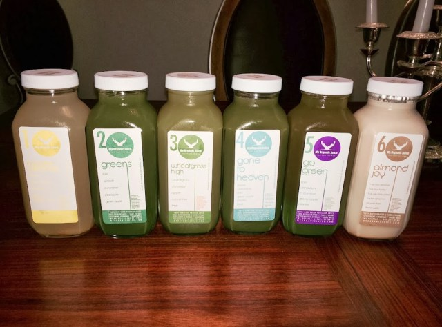 Day in the Life of a One-Day Juice Cleanse