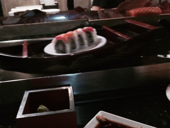 Boca Restaurant Review: Ninja Spinning Sushi Bar