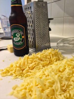 Cheese Fondue Two Ways #BrunchWeek