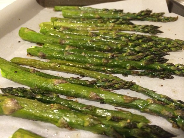 Simple Roasted Asparagus - Take A Bite Out of Boca