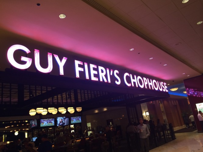 NJ Restaurant Review: Guy Fieri's Chophouse