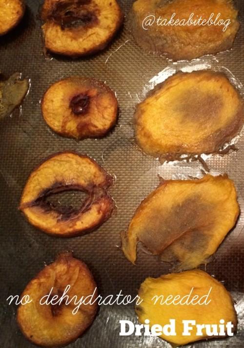 No-Dehydrator-Need Dried Fruit #SundaySupper