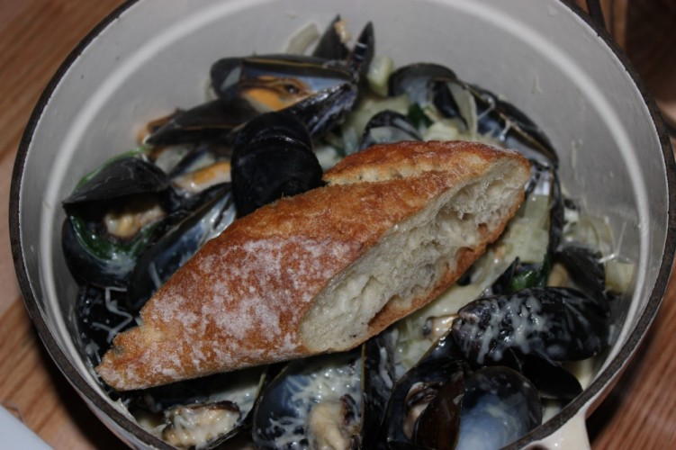 Delray Restaurant Review: Mussel Beach