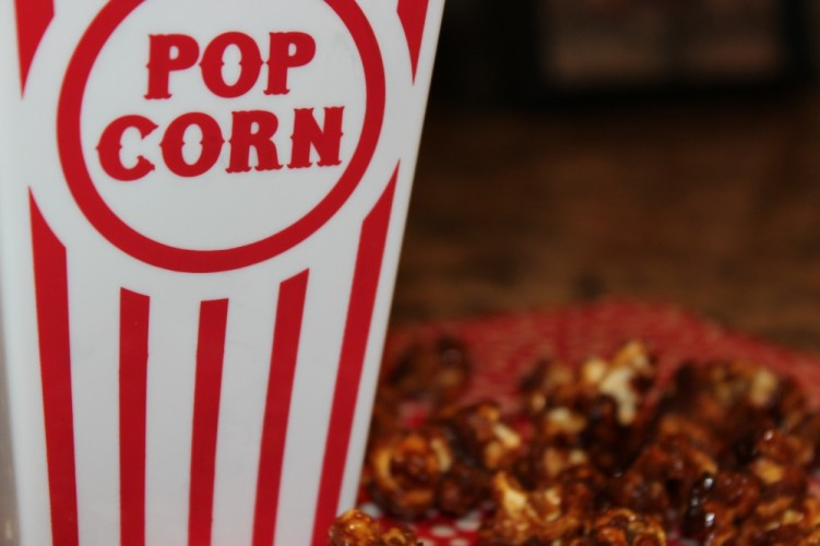 south jersey boardwalk caramel corn #sundaysupper
