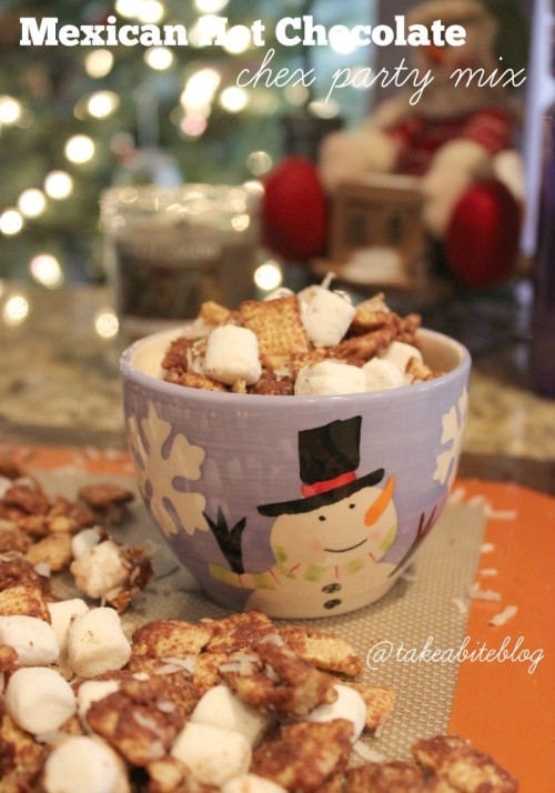 Mexican Hot Chocolate Chex™ Party Mix