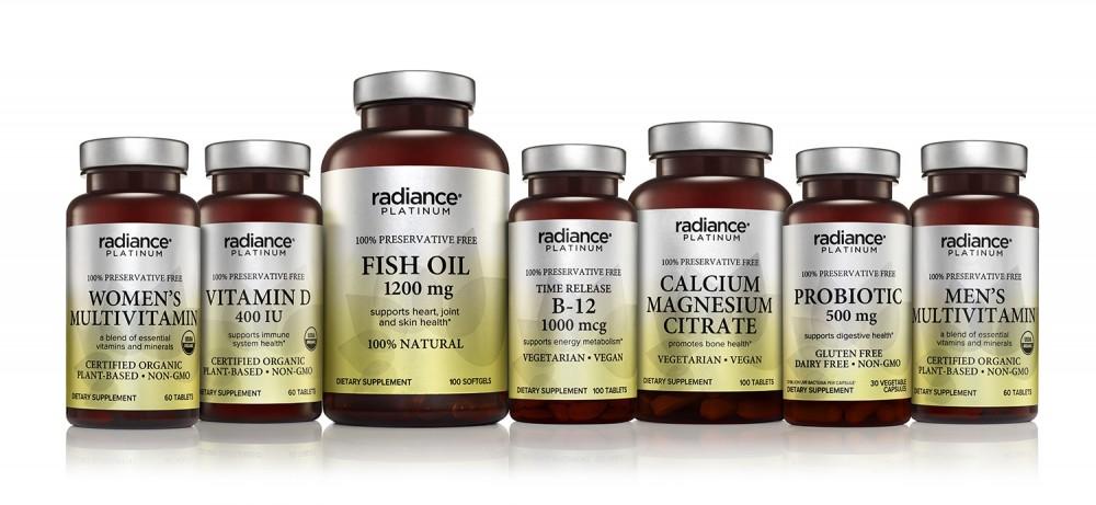 CVS/pharmacy Gold Emblem Abound & radiance PLATINUM | Take a Bite