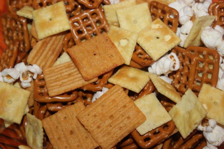 Game Day Cheez-It Snack Mix #MVCheezIt #CollectiveBias